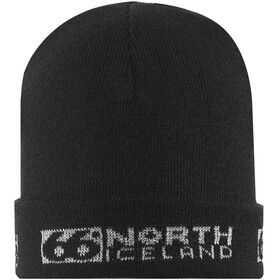 66° North Workman Cap unisex Black/Silver Reflective